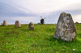 Insel der Windmühlen